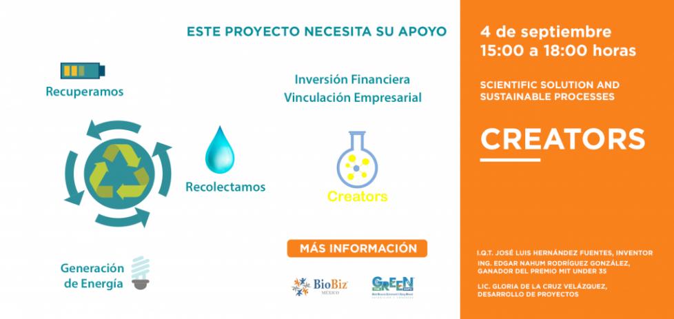 Proyecto CREATORS