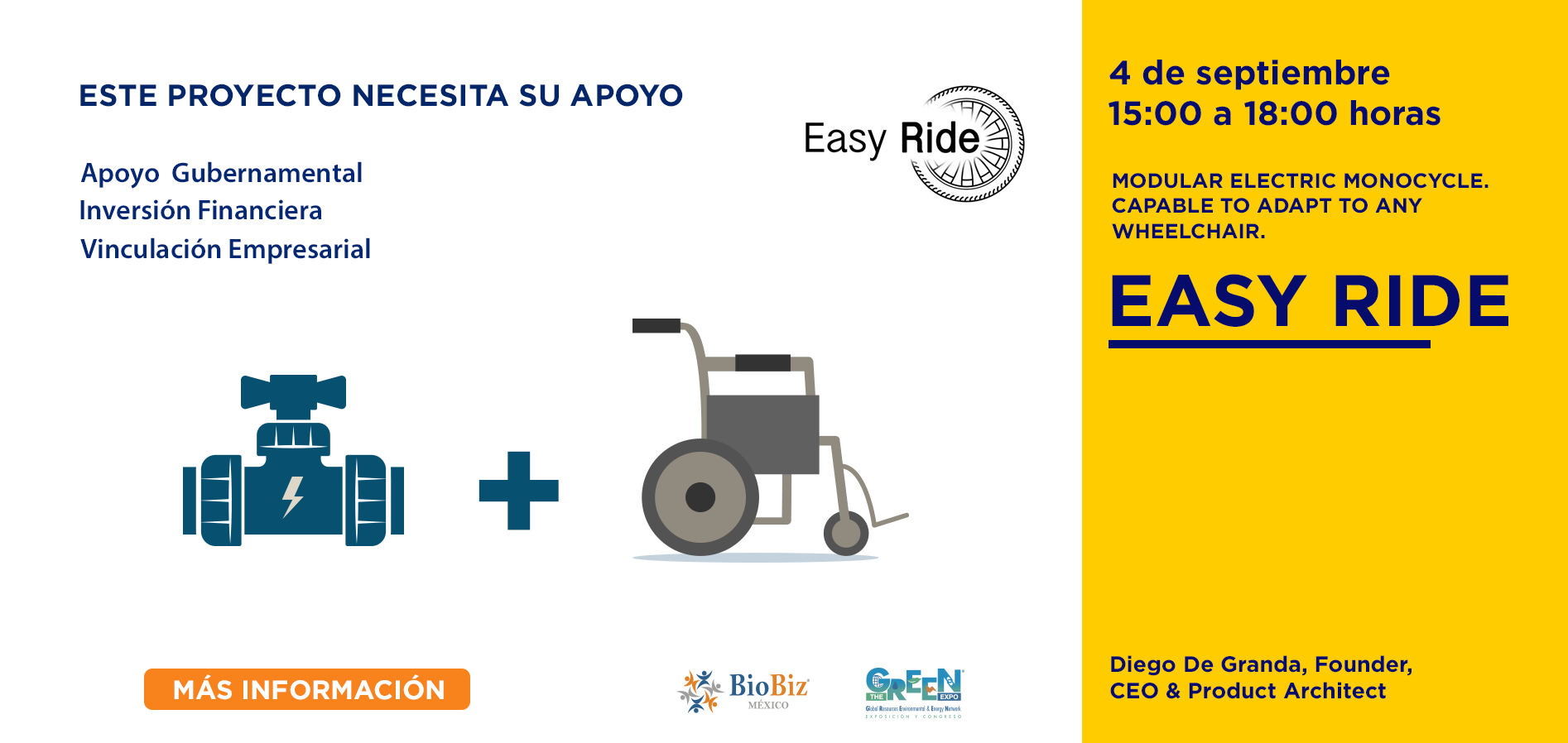 proyecto easy ride