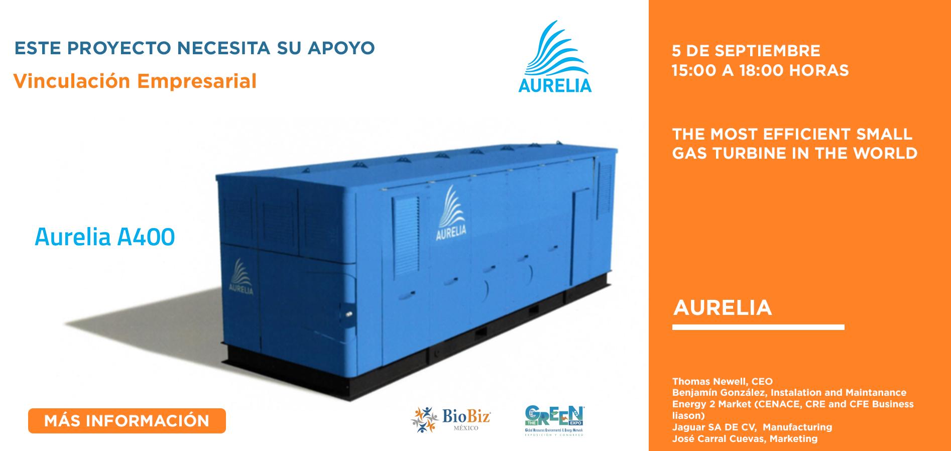 Proyecto Aurelia