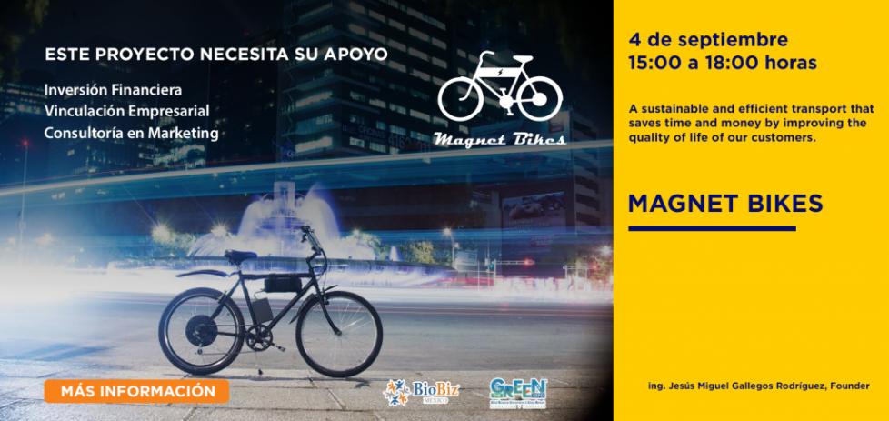 Proyecto Magnet Bikes